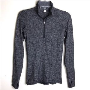 Lululemon | Race Your Pace 1/2 Zip Pullover Gray